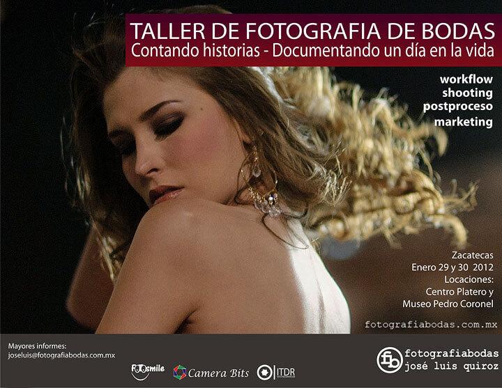 taller fotografia de bodas en zacatecas jose luis quiroz
