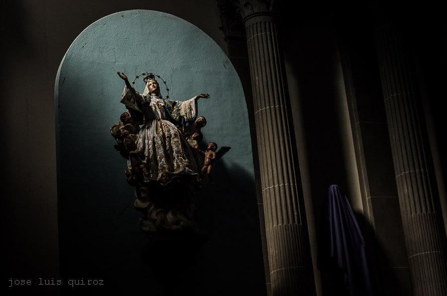 la virgen de la asuncion en la luz de tequisquiapan por pepe quiroz fotografo de boda