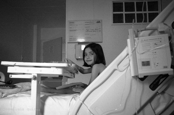 mi hija ya recuperada después del susto, hospital infantil privado infección intestinal por shigella jose luis quiroz