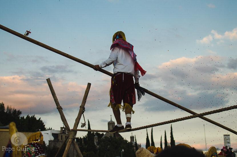 pepe quiroz fotografo de bodas maromeros de acatlan basilica de guadalupe