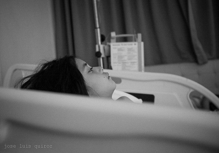 soy valiente, mi hija en el hospital infantil privado infectada de shigella jose luis quiroz
