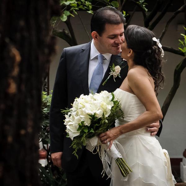 fotografía de bodas san angel inn